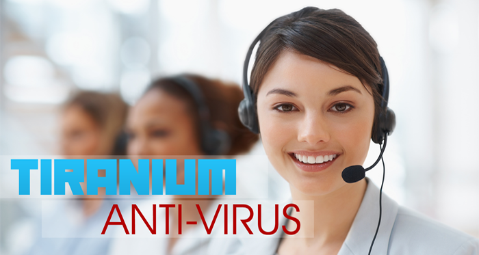 Tiranium Anti-Virus